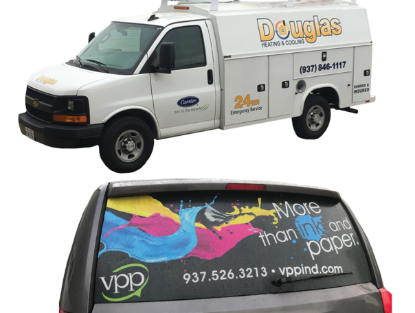 Vehicle Graphic Decals