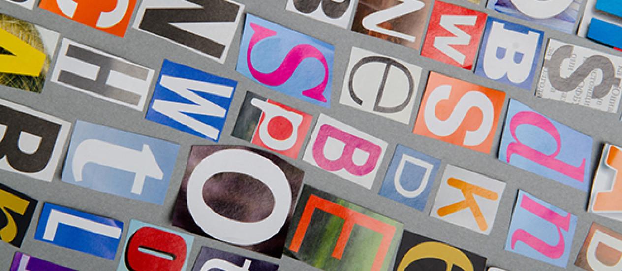 The Printing Alphabet