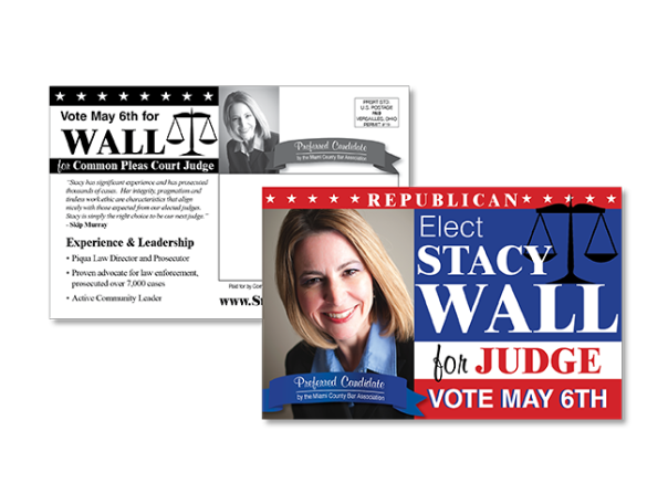 Political Campaign Mailing